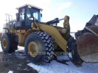 CATERPILLAR PALE GOMMATE/PALE GOMMATE MULTIUSO 972K equipment  photo 6