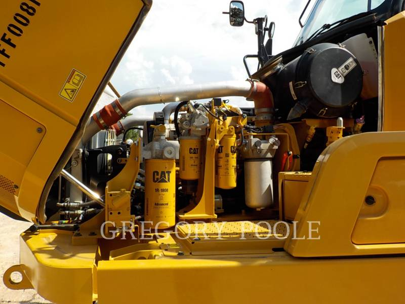 CATERPILLAR CAMIONES ARTICULADOS 730C equipment  photo 16