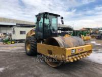 Equipment photo CATERPILLAR CS54BLRC COMPACTEUR VIBRANT, MONOCYLINDRE LISSE 1