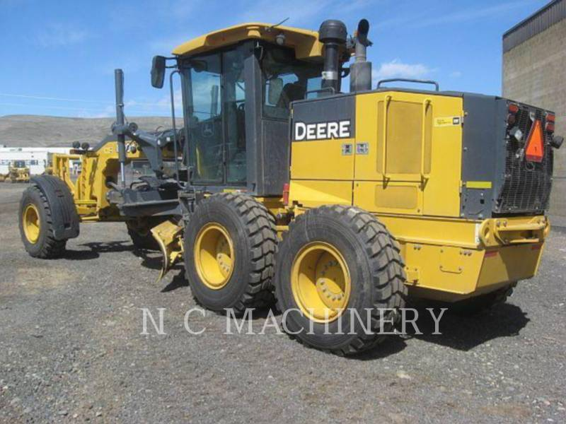 JOHN DEERE MOTOR GRADERS 870G equipment  photo 4