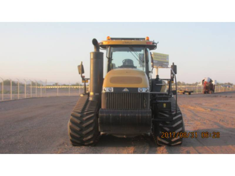 CATERPILLAR TRACTEURS AGRICOLES MT845E equipment  photo 8