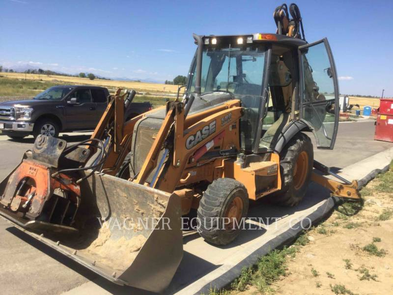 CASE TERNE 580SUPERN equipment  photo 1