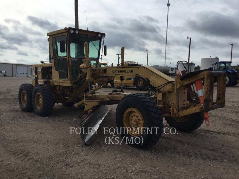 CATERPILLAR MOTORGRADER 140G equipment  photo 5