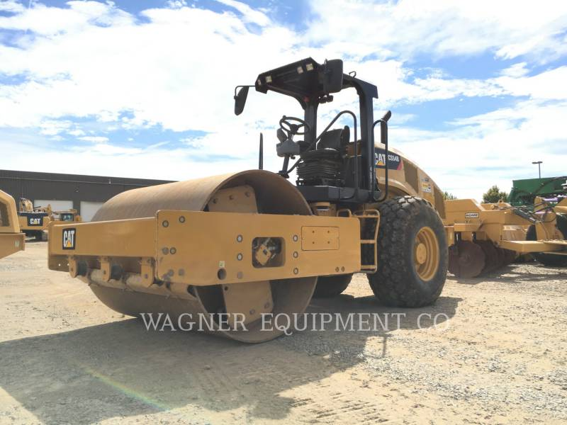CATERPILLAR COMPACTADORES CS54B equipment  photo 1