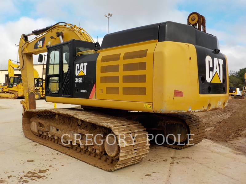 CATERPILLAR TRACK EXCAVATORS 349E L equipment  photo 7