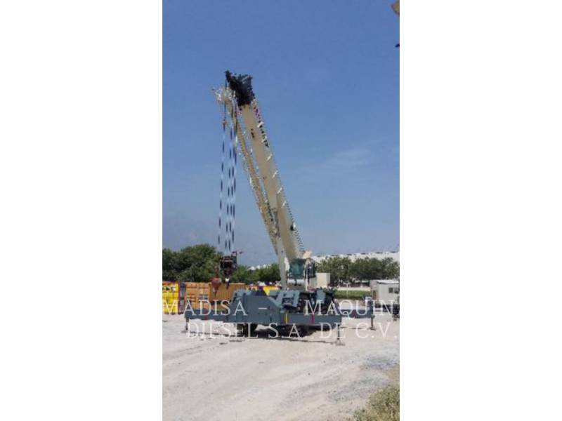 TEREX CORPORATION GRÚAS RT665 equipment  photo 3