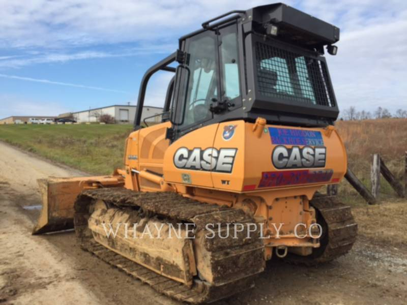 CASE TRACTEURS SUR CHAINES 850L equipment  photo 2