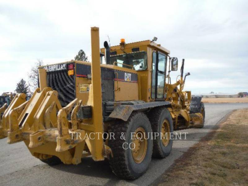 CATERPILLAR MOTORGRADER 160H equipment  photo 3