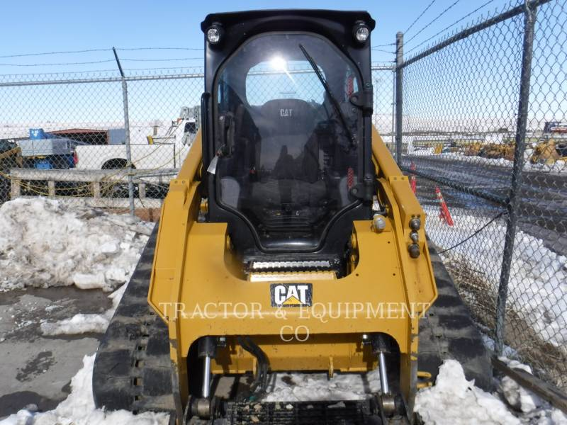 CATERPILLAR CHARGEURS COMPACTS RIGIDES 279D H2CB equipment  photo 5