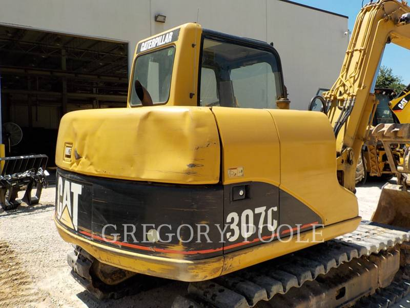 CATERPILLAR TRACK EXCAVATORS 307C equipment  photo 11