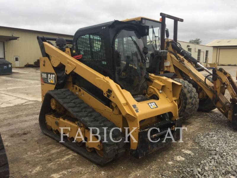 CATERPILLAR DELTALADER 299D2 XHP equipment  photo 1