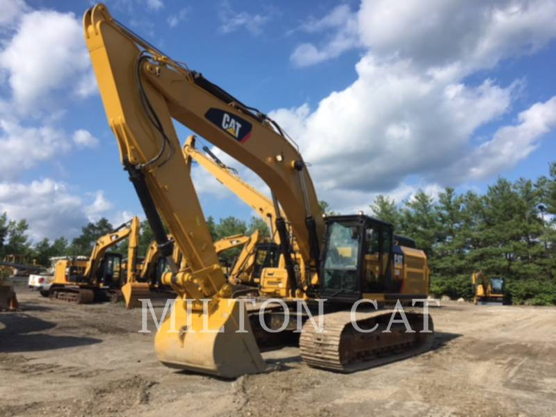 CATERPILLAR 履带式挖掘机 336F L equipment  photo 1