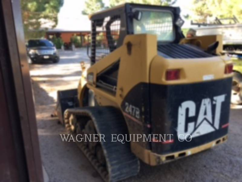 CATERPILLAR CHARGEURS COMPACTS RIGIDES 247B equipment  photo 6