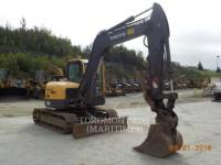 Equipment photo VOLVO ECR88 BERGBAU-HYDRAULIKBAGGER 1