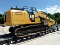 CATERPILLAR KETTEN-HYDRAULIKBAGGER 326FLTHUMB equipment  photo 3