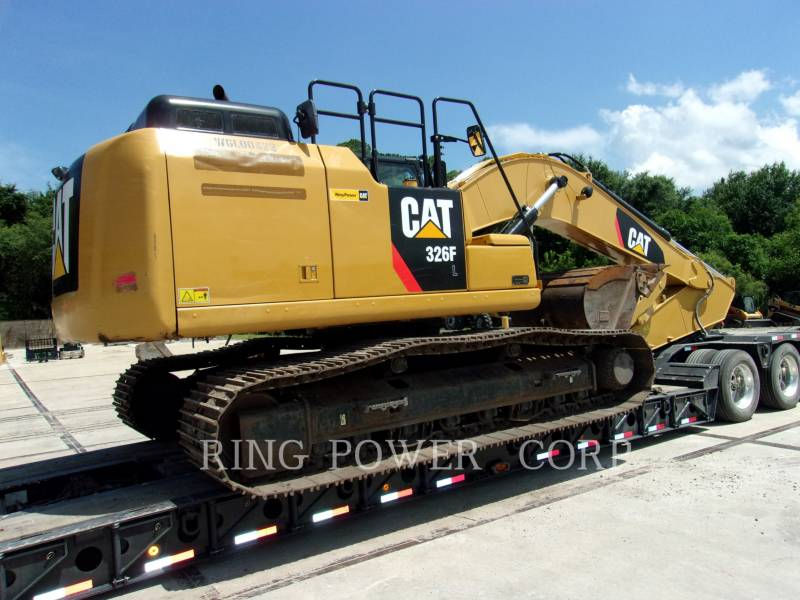 CATERPILLAR ESCAVADEIRAS 326FLTHUMB equipment  photo 3