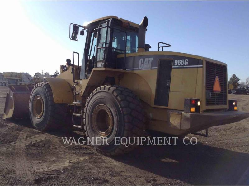 CATERPILLAR CARGADORES DE RUEDAS 966G II equipment  photo 4
