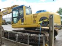 KOMATSU KETTEN-HYDRAULIKBAGGER PC240NLC8 equipment  photo 4