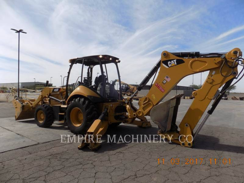 CATERPILLAR CHARGEUSES-PELLETEUSES 450F 4EOM equipment  photo 3