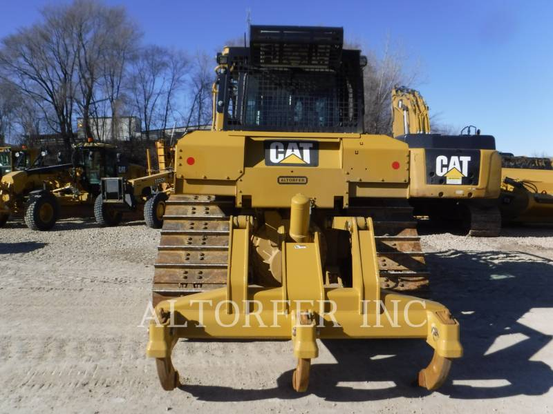 CATERPILLAR KETTENDOZER D6TXW equipment  photo 8