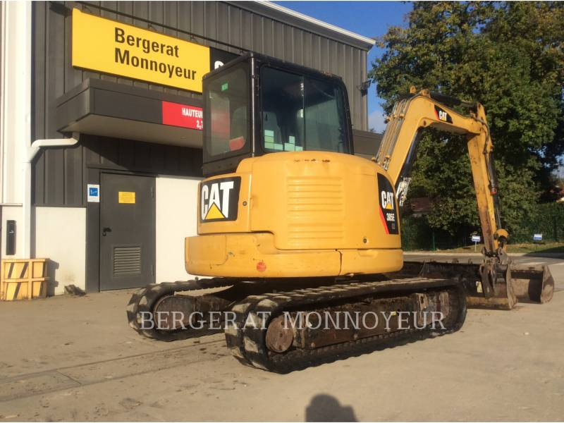 CATERPILLAR トラック油圧ショベル 305E CR equipment  photo 3