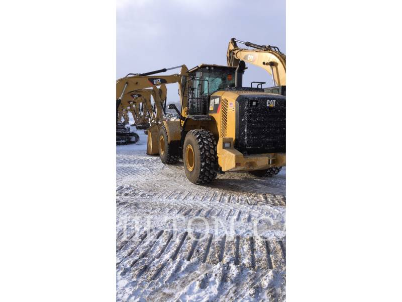 CATERPILLAR CARGADORES DE RUEDAS 950M 2V equipment  photo 3