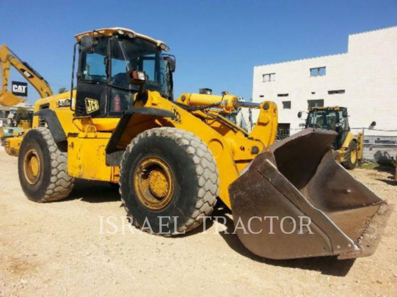 JCB WHEEL LOADERS/INTEGRATED TOOLCARRIERS 456 E HT equipment  photo 1
