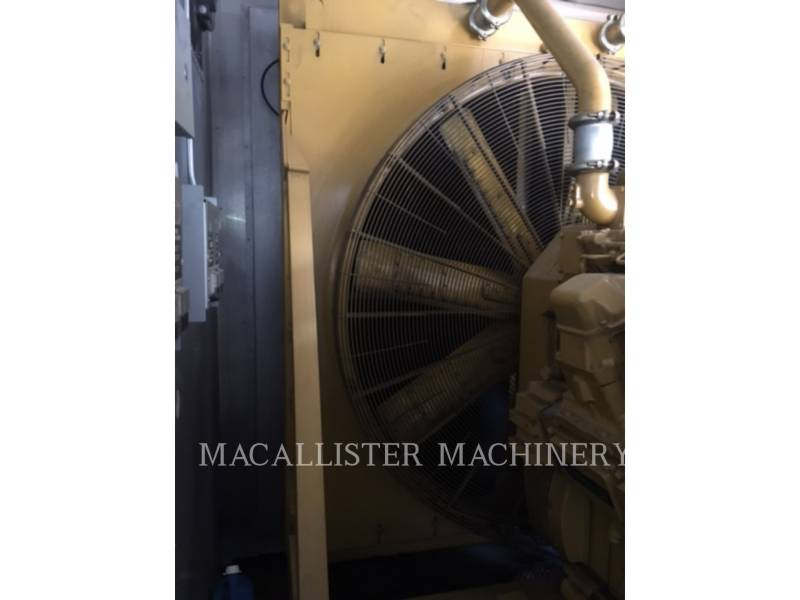 CATERPILLAR STATIONARY GENERATOR SETS 3512 equipment  photo 2
