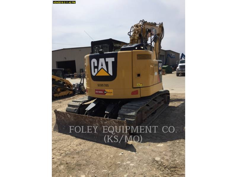 CATERPILLAR KETTEN-HYDRAULIKBAGGER 314ELCR9 equipment  photo 3