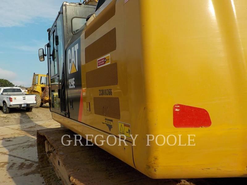 CATERPILLAR TRACK EXCAVATORS 329E L equipment  photo 9