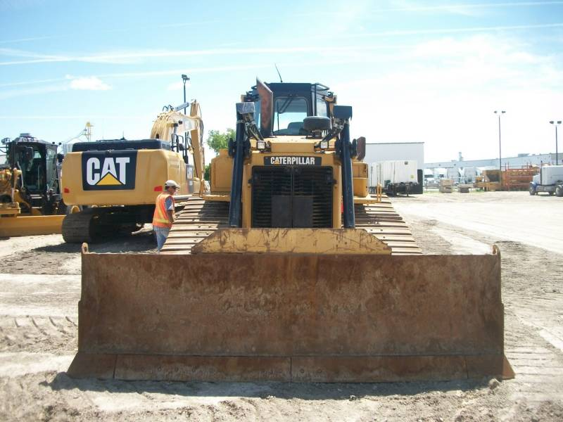 CATERPILLAR KETTENDOZER D6TLGP equipment  photo 9