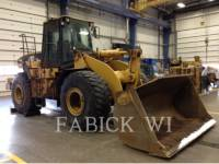 Equipment photo CATERPILLAR 966 G WHEEL LOADERS/INTEGRATED TOOLCARRIERS 1