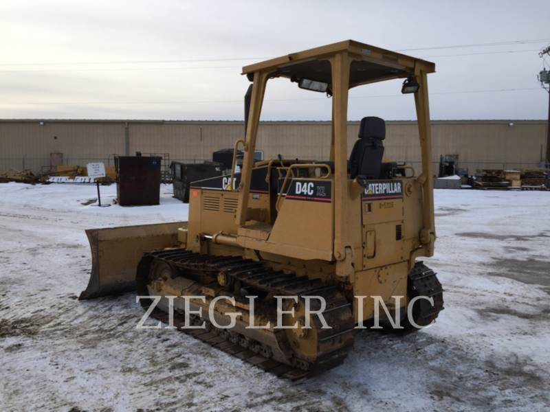 CATERPILLAR TRACTORES DE CADENAS D4CIIIXL equipment  photo 2