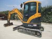 HYUNDAI TRACK EXCAVATORS R27Z.9 equipment  photo 2