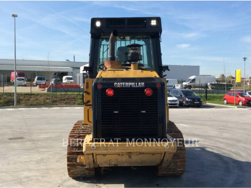 CATERPILLAR CARGADORES DE CADENAS 963D equipment  photo 3