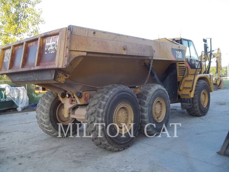 Caterpillar CAMIOANE ARTICULATE 730 equipment  photo 3