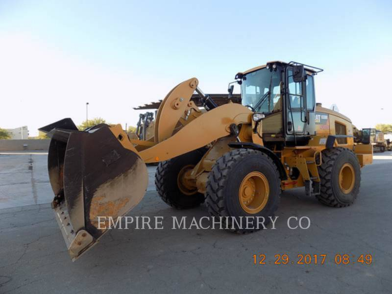 CATERPILLAR CARGADORES DE RUEDAS 938M FC equipment  photo 4