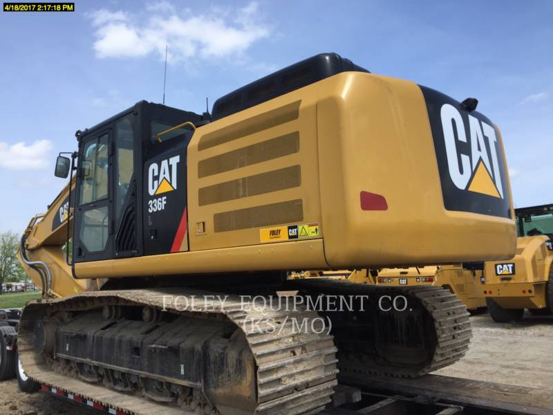 CATERPILLAR TRACK EXCAVATORS 336FL12 equipment  photo 4