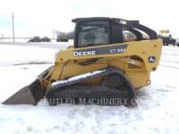 DEERE & CO. SKID STEER LOADERS CT332 equipment  photo 4