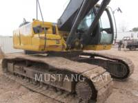 JOHN DEERE EXCAVADORAS DE CADENAS 350G equipment  photo 5