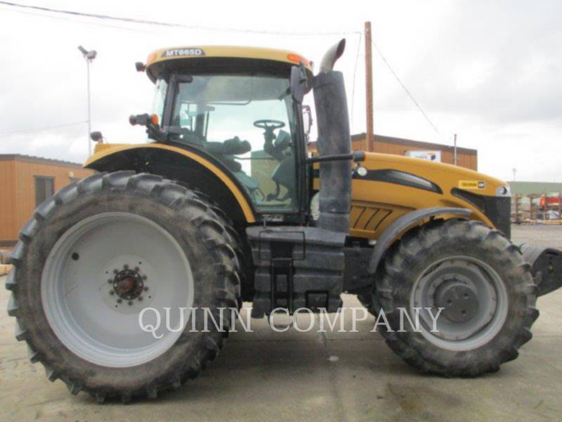 CHALLENGER TRACTEURS AGRICOLES MT665D equipment  photo 7