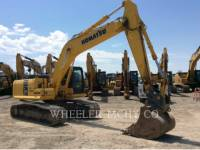 KOMATSU PELLES SUR CHAINES PC210LC1 equipment  photo 2