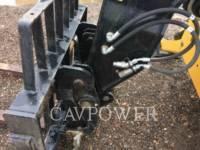 CATERPILLAR TELEHANDLER TH414CGC equipment  photo 9