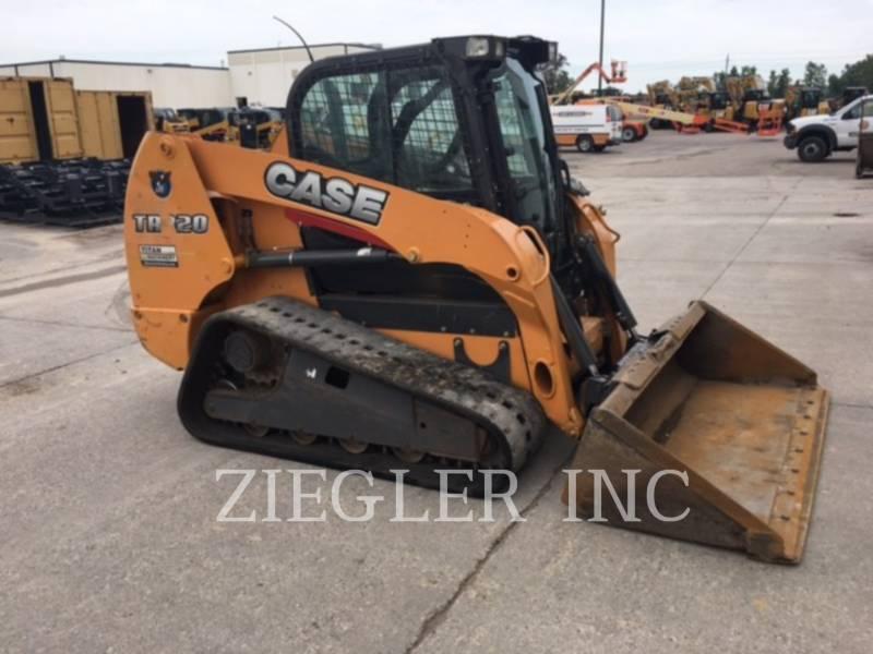CASE DELTALADER TR 320 equipment  photo 2