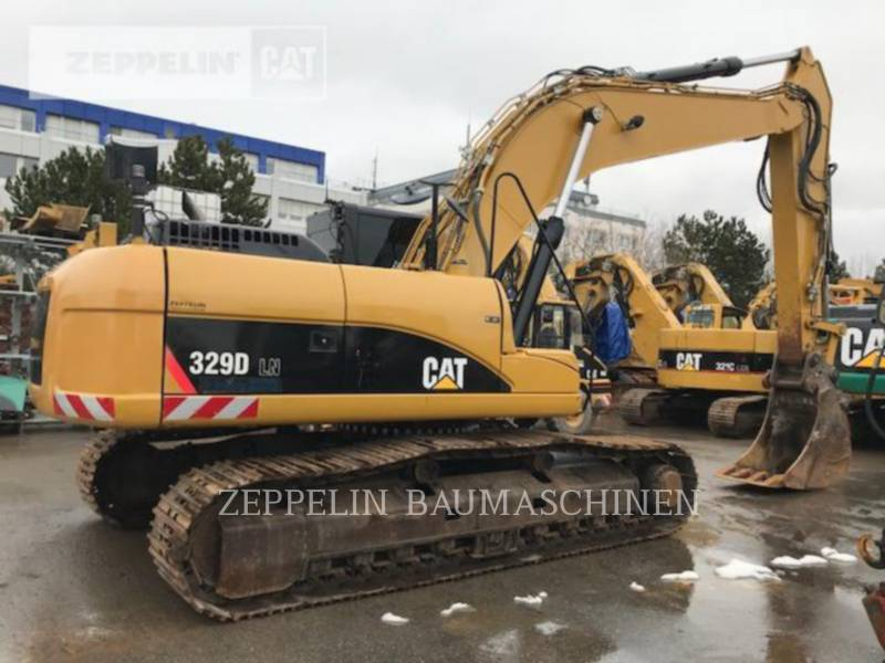 CATERPILLAR トラック油圧ショベル 329DLN equipment  photo 3