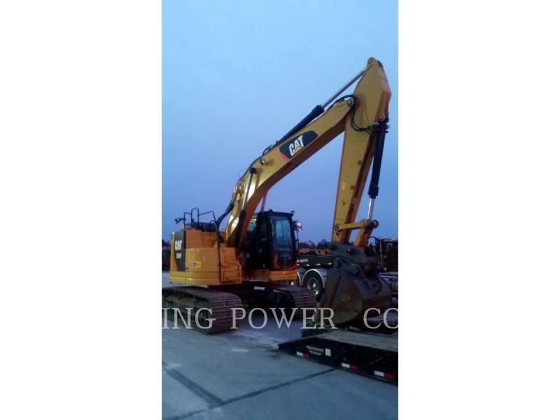 CATERPILLAR トラック油圧ショベル 325FL equipment  photo 2