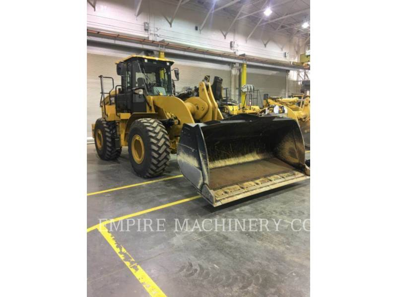 CATERPILLAR CARGADORES DE RUEDAS 950GC FC equipment  photo 2