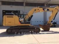CATERPILLAR TRACK EXCAVATORS 324E 9 equipment  photo 9