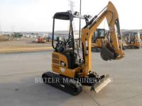 CATERPILLAR EXCAVADORAS DE CADENAS 301.7 D CR equipment  photo 2