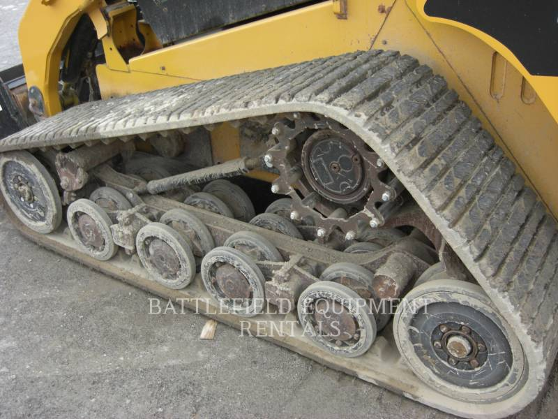 CATERPILLAR CARGADORES MULTITERRENO 297C equipment  photo 9